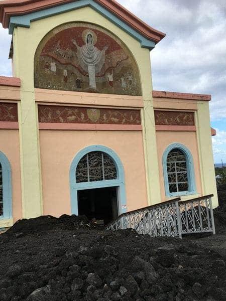 Notre Dame Des Laves