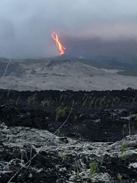 Route Des Laves Volcan 2