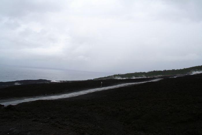 Route Des Laves Volcan 3